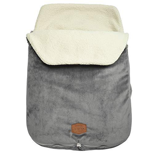 JJ Cole Original Bundleme Bunting Bag, Canopy Style, Graphite