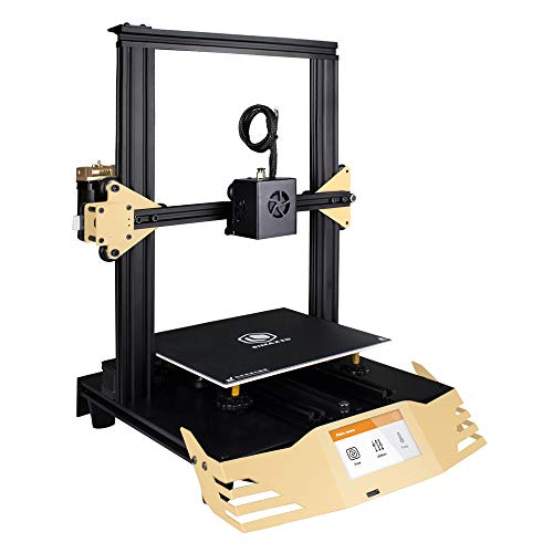 SIMAX3D Iron-M1 3D Printer, Metal Upgrade FDM 3D Printing,110-240V Power, with Hotbed and Magnetic Plaform Sticker, Made for Designers,Children and Creative Talents, Large Build Size 235X235X250mm