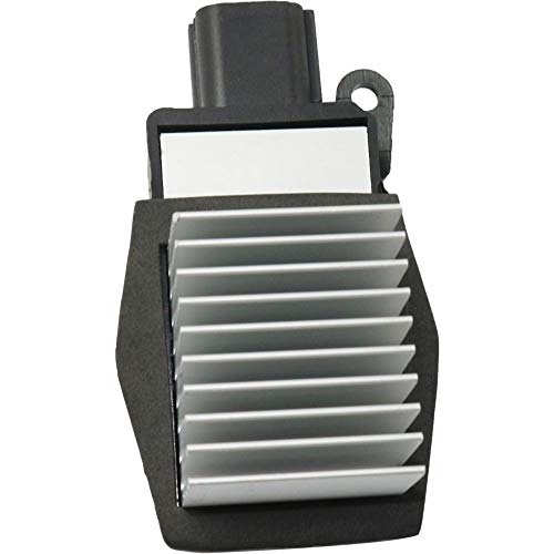Blower Motor Resistor compatible with Ford Thunderbird 03-05 / F-150 04-08 With ATC 4 Male Terminals