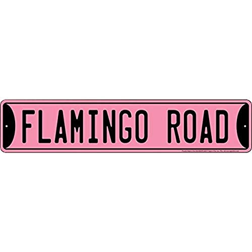 Signs 4 Fun Ssfr Flamingo Road, Street Sign