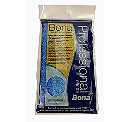 Bona Pro Series AX0003443 18-Inch Microfiber Cleaning Pad