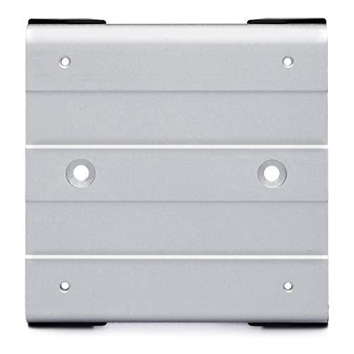 HumanCentric VESA Mount Adapter for iMac 24 Inch (Aluminum), iMac 27 Inch (2009, 2010, 2011), LED Cinema Display, Thunderbolt Displays, Replaces Apple iMac VESA Adapter MD179ZM/A, iMac VESA Kit