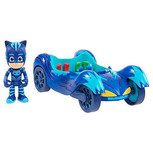 PJ Masks Vehicle - Cat-Car & Catboy Figure