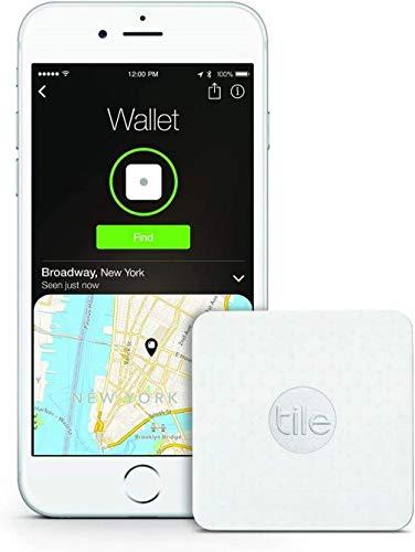 Tile Slim - Phone Finder. Wallet Finder. Laptop Finder, Skateboards - Non-Retail Packaging - 3 Pack + 3 Tile Slim Adhesive