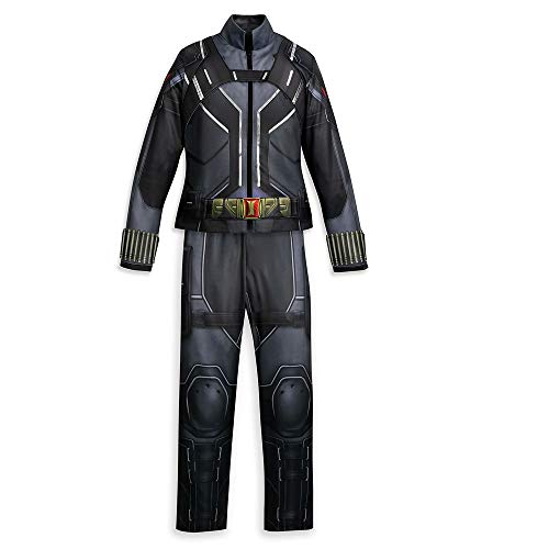 Marvel Black Widow Costume for Girls, Size 4