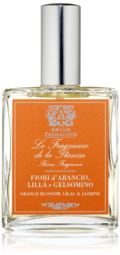 Antica Farmacista Orange Blossom, Lilac and Jasmine 100ml Room Spray
