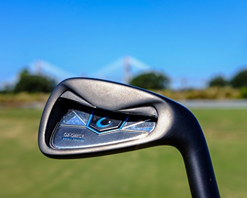 GForce Swing Trainer 7 Iron - Voted GolfWRX Top Training Aid, Free PGA Training Videos Online & New Videos Out 24th September 2020. #1 Hittable Swing Training Aid