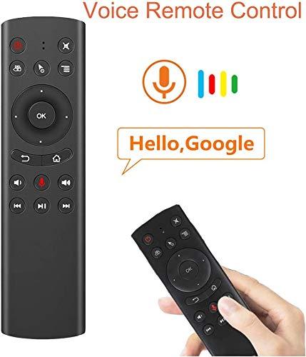 Replacement Remote Control,Android TV Box Remote Control for Nvidia Shield,PC,TV Box,HDTV,IPTV Media Player,Projector,Voice Remote Control