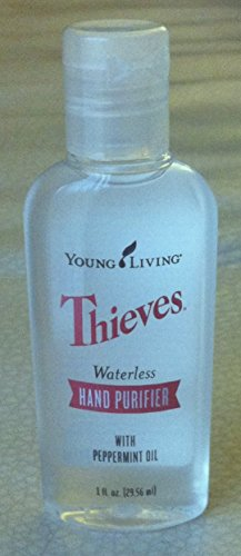 Young Living Thieves Waterless Hand Purifier 1 fl oz