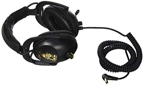 Killer B Wasp Optima Headphones for Metal Detecting fits Various Metal detectors