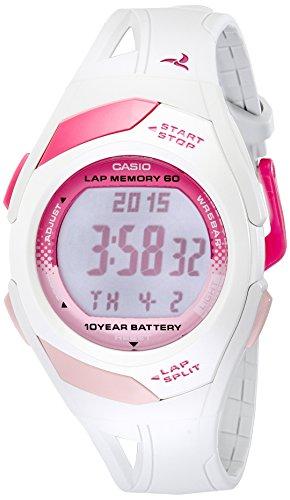Casio STR300-7 Sports Watch - White
