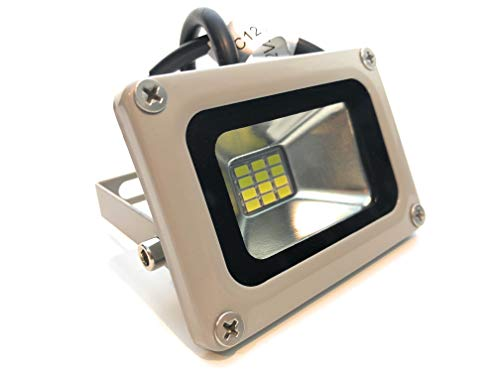 Tree Leds Camper Motorhome Outdoor 12 Volts LED Fixture Cover Utility RV Exterior Light Cool White Flood Beam Light (Pack of 1)