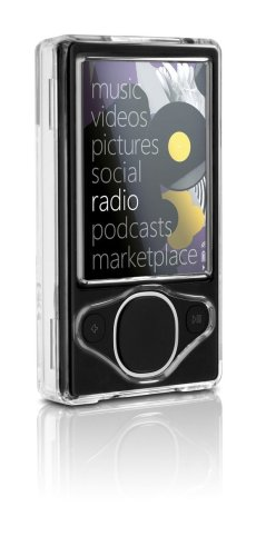 Digital Lifestyle Outfitters DLA57634/17  VideoShell for 80/120GB Zune (Clear)