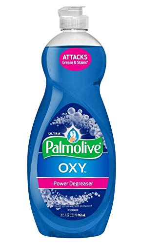 Palmolive Ultra Dish Liquid, Oxy Power Degreaser 32.5 fl oz - 2 Pack