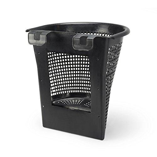 Aquascape 29003 Signature Series 6.0 & 8.0 Pond Skimmer Filter Basket, Black