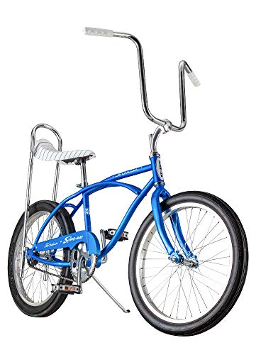 Schwinn Sting-Ray Cruiser Bike, 20-Inch Wheels, Blue