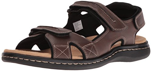 Dockers Men's Newpage Sporty Outdoor Sandal Shoe,Briar, 9 M US