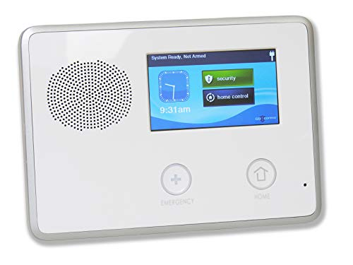 2gig 2GIG-CP21-345E Security and Home Automation Control Panel by 2gig