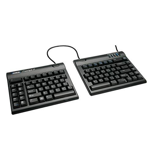KINESIS Freestyle2 Ergonomic Keyboard for PC (9\' or 20\' Separation) (9\' Separation)