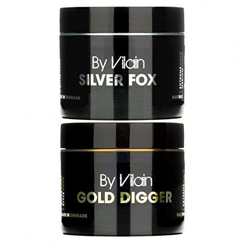 By Vilain Gold Digger & Silver Fox Bundle