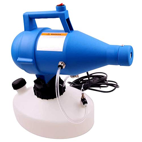Swansoft Electric Intelligent ULV Sprayer Fogger Atomizer Sprayer ULV Cold Fogger Disinfection for Indoor and Outdoor