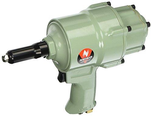 NEIKO 30702A Air Riveter Gun | 3/32', 1/8', 5/32', and 3/16' Diameter Capacity | Pistol Type Handle