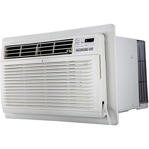 LG LT1036CER 10,000 BTU 230V Remote Control Through-the-Wall Air Conditioner, White