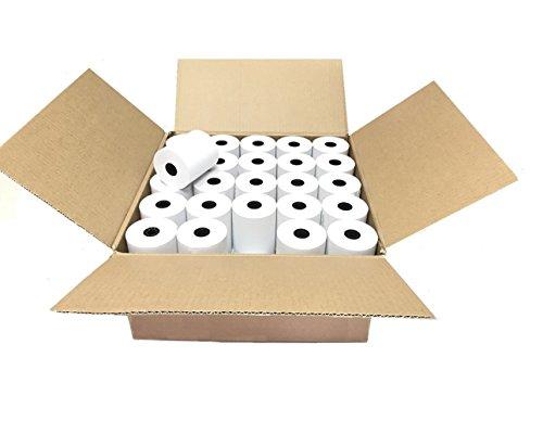 SJPACK Thermal Paper 2 1/4' x 50' Pos Receipt Paper, 50 rolls Cash Register Roll