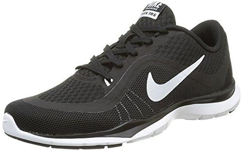 Nike Womens Flex Trainer 6 Black/White Training Shoe 9.5