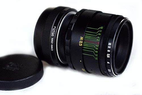 Helios 44-2 58mm F2 Russian Lens for Sony E NEX (for E-mount cameras)
