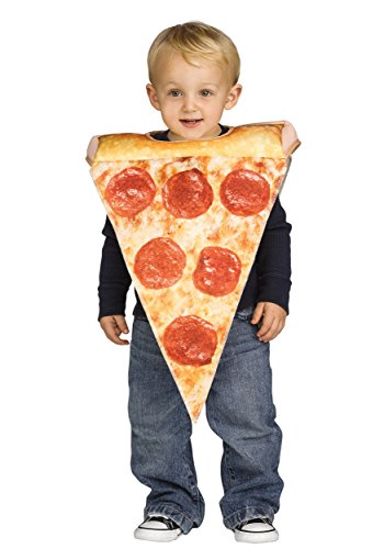 Fun World Toddler Pizza Slice Costume - ST