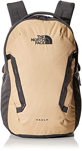 The North Face Vault Backpack, Moab Khaki/Asphalt Grey, One Size