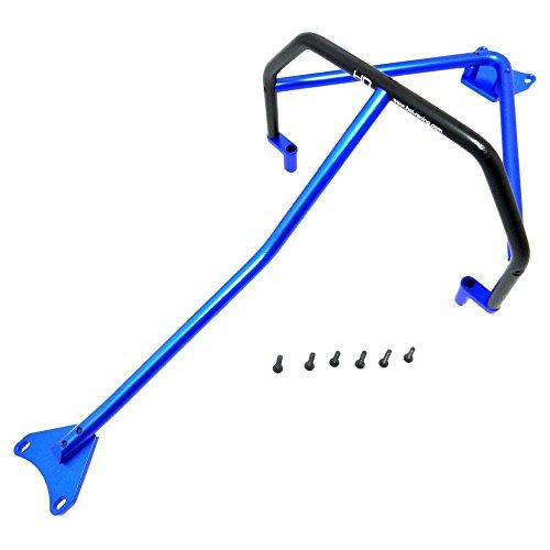Hot Racing LCF11206 Blue Aluminum Inner Roll Cage Lcg Slash 4x4 or Rally