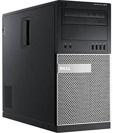 Dell Optiplex 9020 Mini Tower Desktop PC, Intel Core i5-4570-3.4 GHz, 32GB Ram, 512GB SSD WiFi, DVD-RW, HDMI, VGA, DVI, 4K Nvidia Geforce GT 730 4GB Video Card - Windows 10 Pro (Renewed)