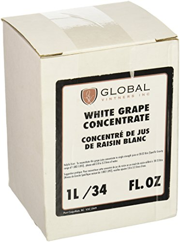Winexpert White Grape Concentrate - 1 Liter