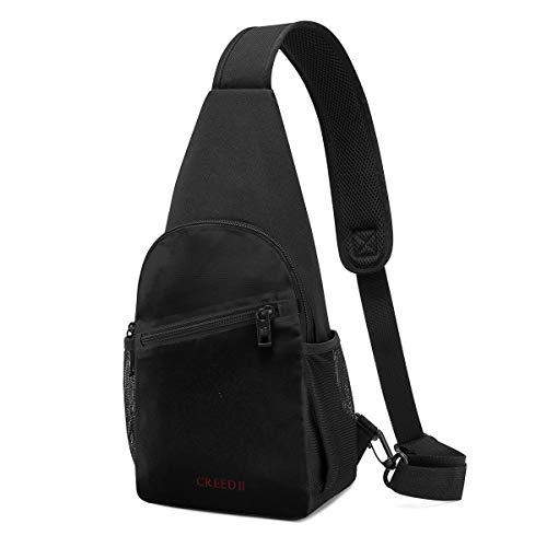 NOT Assassin's Creed Sling Bag Chest Bag Shoulder Backpack Cross Body Travel