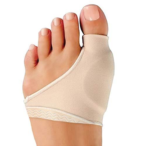 Alayna MEDIUM Bunion Corrector with Non-Slip Grip Insert and Gel Cushion Pad Splint Orthopedic Bunion Protector and Pain Relief Men/Women - Hallux Valgus Realignment Stops Bunion Pain (2 PCS)