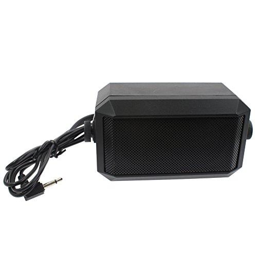 AOER CB Radio Scanner External Speaker HAM Radio Audio Communication Speaker EKS-3
