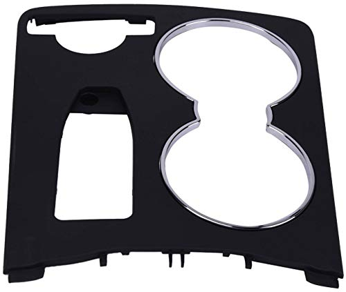 Bapmic 2046800307 Center Console Cup Holder Trim Cover for Mercedes-Benz W204 C-Class C250 C300 C350 C63 AMG