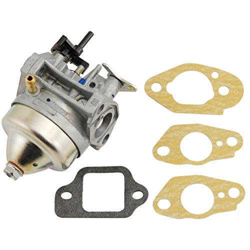 Honda Carburetor 16100-Z0L-853 and Gasket Set: (2) 16221-883-800, (1) 16212-ZL8-000, (1) 16228-ZL8-000