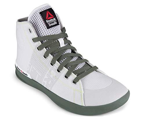 Reebok Women's RCF Lite TR TXT Crossfit Training Shoes Porcelain/Silvery Green (6)