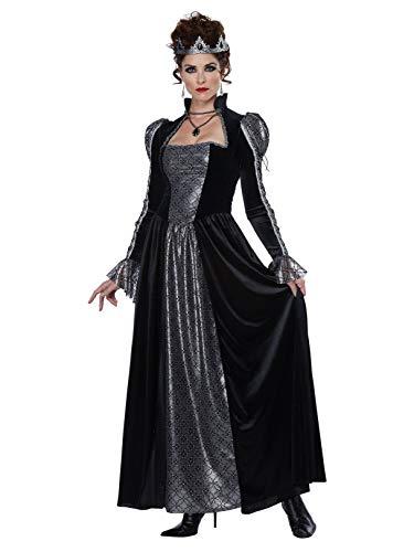 California Costumes Women's Dark Majesty - Adult Costume Adult Costume, -black, Medium