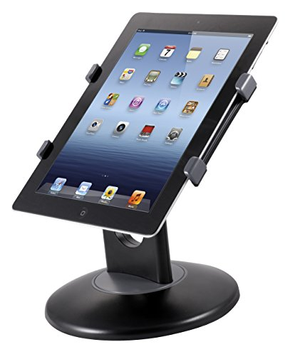 Kantek Tablet Stand for Apple iPad, iPad Air, iPad Mini, Galaxy Tab (7-Inch or 9.7-Inch), Kindle Fire (7-Inch or HD 6) and most other 6 to 7-Inch or 9.7-Inch Tablets (TS710)