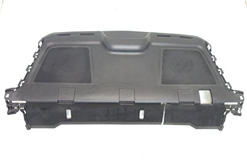 2016 2017 Honda Civic 4DR Rear Cargo Speaker Tray Cover Panel Black 84505-TBA-A21ZA
