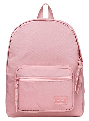 Hot Style Small Backpack Purse College Day pack ,D225f, Millennial Pink