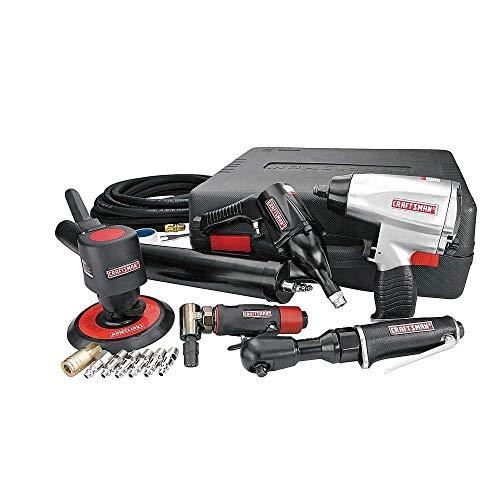 Craftsman 14pc. Mechanics Air Tool Kit 16854