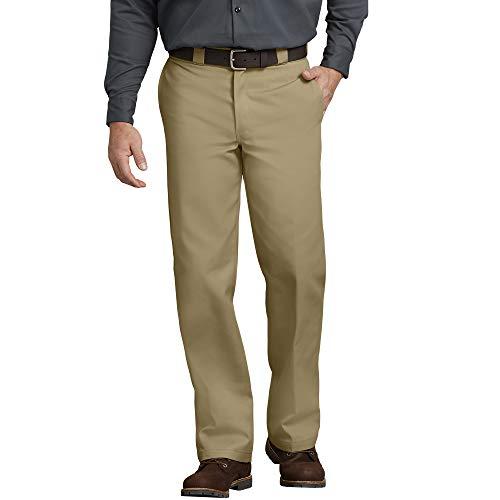 Dickies Men's Original 874 Work Pant, Khaki, 40W x 34L