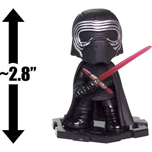 Funko Kylo Ren: ~2.8' Mystery Minis x Star Wars - The Last Jedi Mini Bobblehead Figure [Very Rare] (20247)