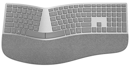 Microsoft 3RA-00022 Surface Ergonomic Keyboard,Gray