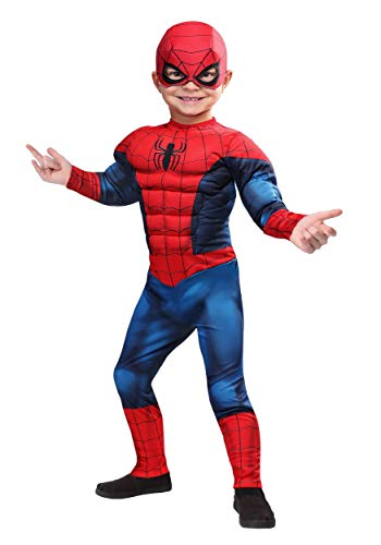 Marvel Spider-Man Toddler Costume 2T/4T